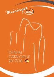 Meisinger Katalog 2017 front page