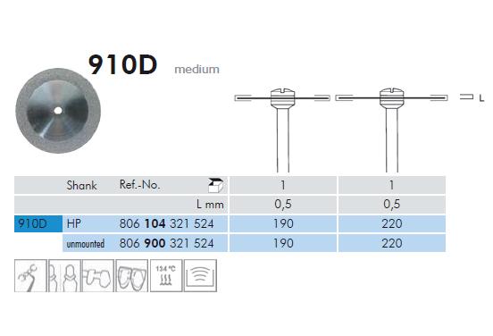 910D tabelka