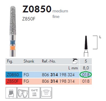 Z0850