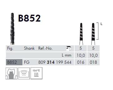 b852 tabelka