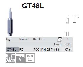 gt48l tabelka
