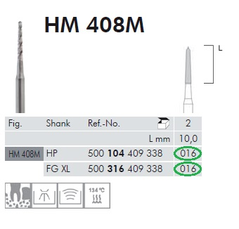 hm408m