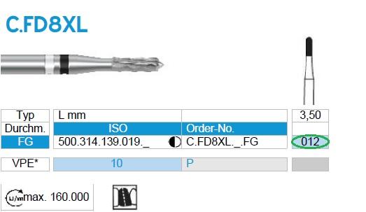 CFD8XL